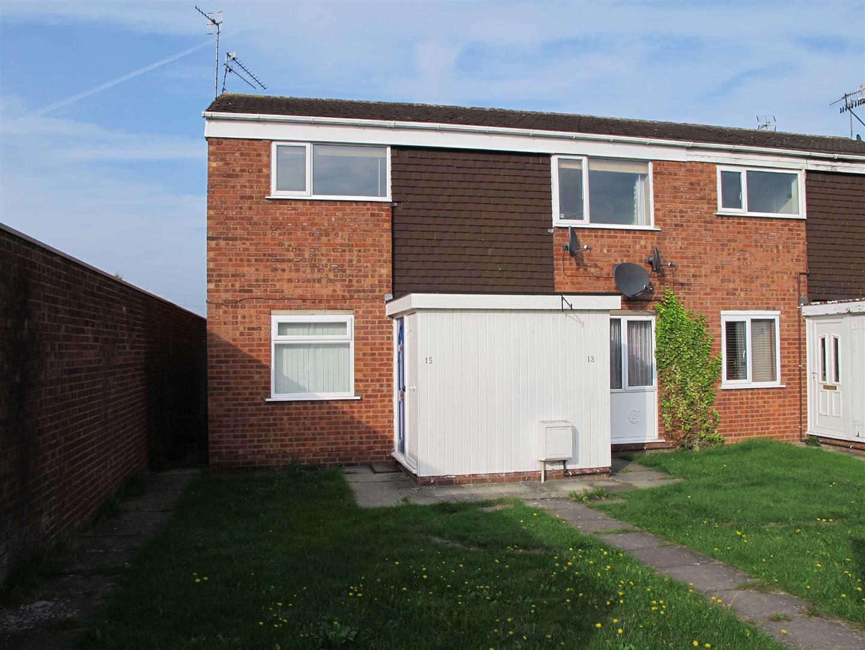 2 Bedrooms Maisonette Flat for rent in Brockhampton Close, Worcester